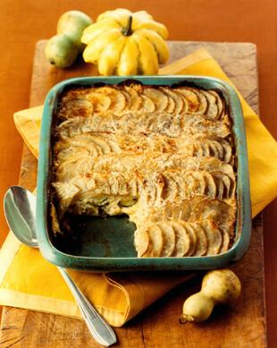 Low-Fat Idaho® Potato Gratin
