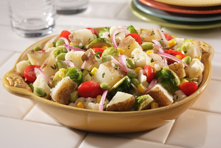 Jurich Salad for 24