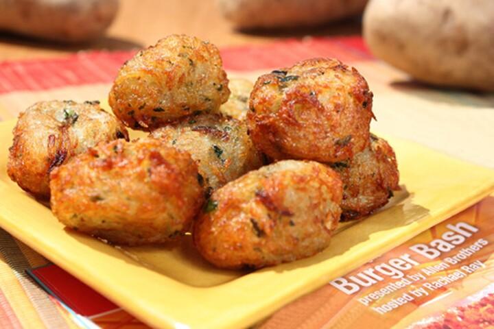 Homemade Idaho® Potato Tots