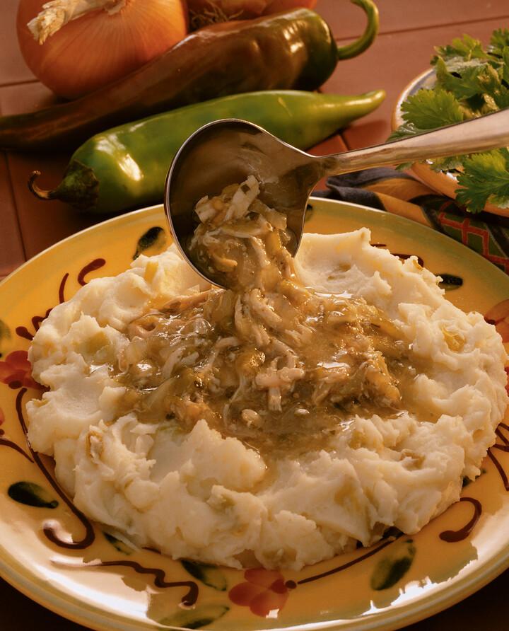 Idaho® Potatoes Verde