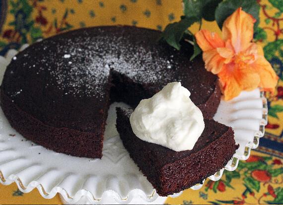 Fudge Mocha Idaho® Potato Cake