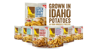 "LAMB WESTON EMBRACES STRENGTH OF IDAHO® POTATO BRAND TO SUPPORT ITS NEW FROZEN POTATO PRODUCT LINE CALLED ""GROWN IN IDAHO®"""