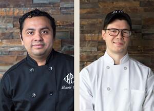 Chefs David Culi and Alan D'Angelo