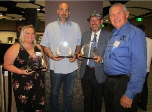 """Idaho Potato Commission Honors Innovation in Teaching """"Real World""""  at 14th-annual CAFÉ Leadership Conference"""