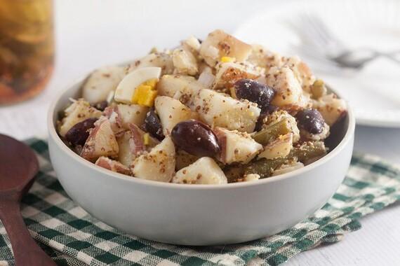 Nicoise-Style Potato Salad