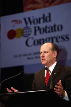 Idaho Potato Commission Represents Industry at 7th World Potato Congress