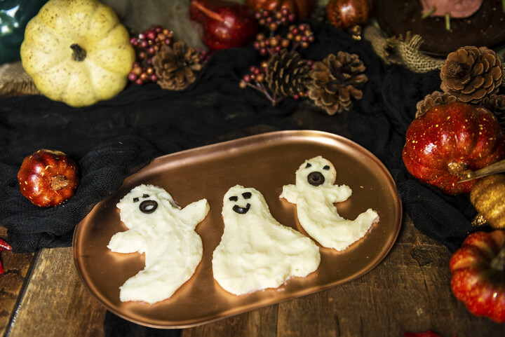 Mashed Idaho® Potato Ghost