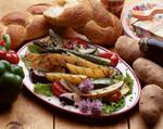 Heart-Healthy Grilled Idaho® Potato Ratatouille Salad