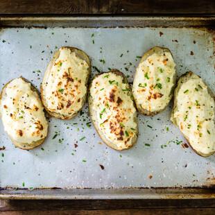 Basic Twice Baked Idaho® Potatoes