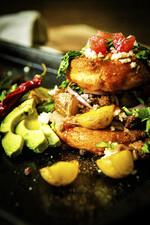 Pambazo Idaho Potatoes Sandwich