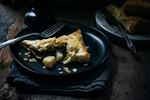 Batwing Pies (Potato and Beef Cornish Pasties)