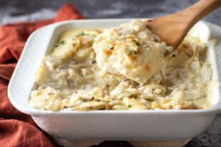 Instant Pot Potato Cheese Casserole