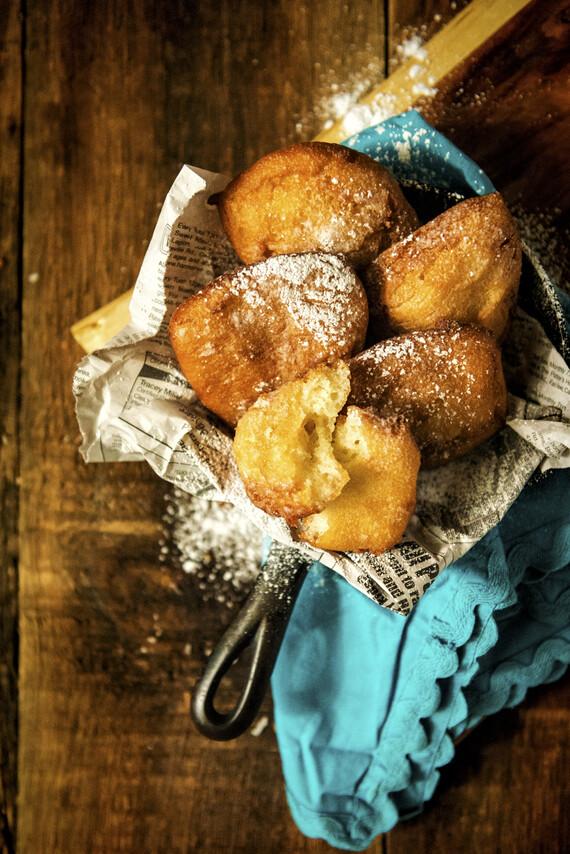 Idaho® Potato Beignets