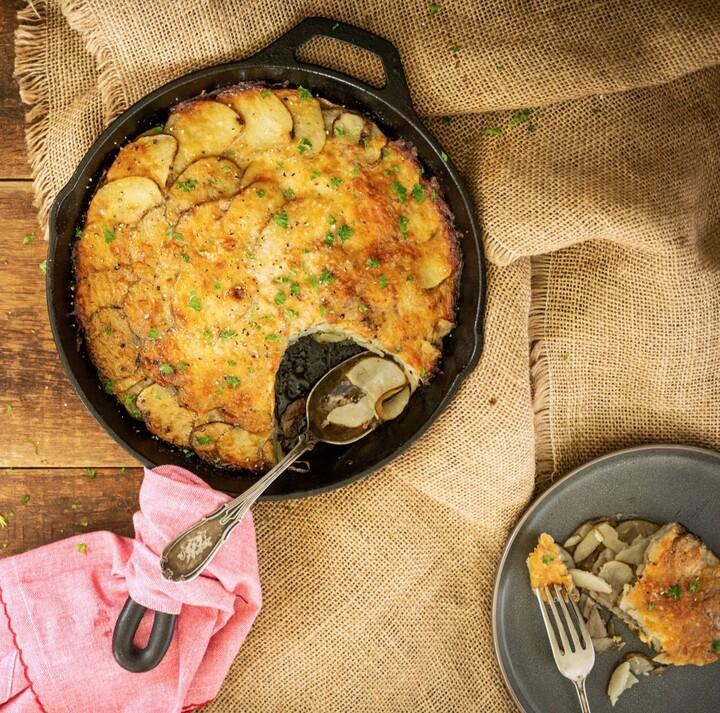 Au gratin potatoe recipe