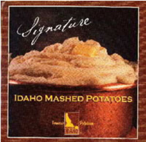 "Idaho Potato Commission Releases Latest ""Signature"" Video; Shows Operators How To Make Perfect Mashed Potatoes"