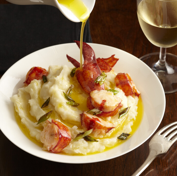 Idaho® Potato Lobster Mashed Potatoes