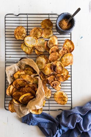 Baked Idaho® Potato Chips