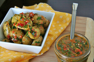 IDAHO POTATO COMMISSION SPICES UP THE TRADITIONAL POTATO SALAD WITH TEN NEW LATIN-INSPIRED RECIPES