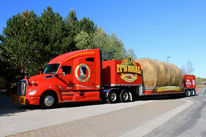 BIG IDAHO® POTATO TRUCK WRAPS UP RECORD-BREAKING 2015 NATIONAL TOUR