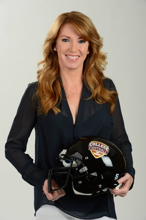 Idaho Potato Commission Signs National Broadcast Correspondent Heather Cox for the 2013-2014 College Football Season