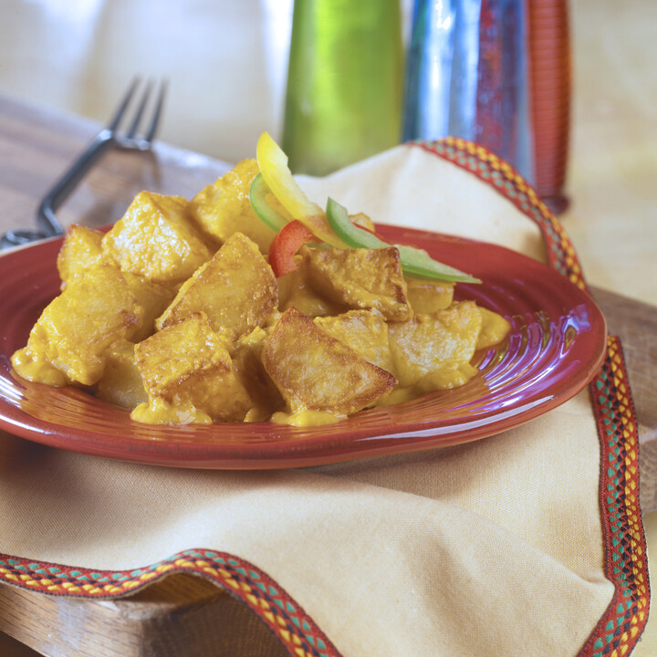 Spicy Potatoes/Patatas Bravas