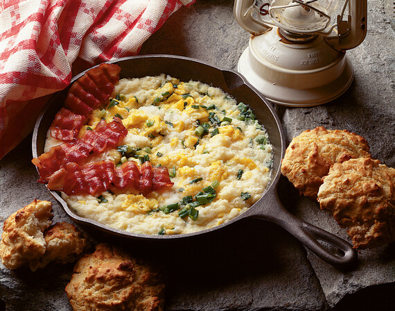 Idaho® Potato Breakfast Scramble