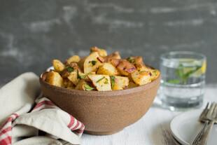 Middle Eastern Potato Salad