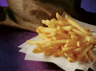 Mild, Medium and Hot Idaho® Potato Fries