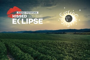 2017 IDAHO® POTATO HARVEST KISSED BY THE SOLAR ECLIPSE  And A Few Fun Facts About America's Favorite Vegetable