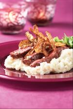 Fried Idaho® Potato Peels