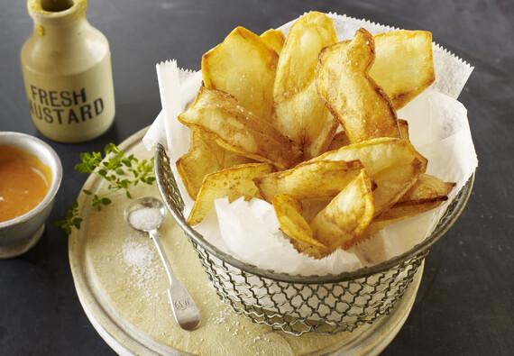 Souffle Potato Crisps
