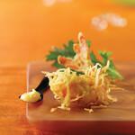 Spiky Idaho® Potato Shrimp with Aïoli
