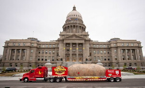 The Great Big Idaho® Potato Truck Embarks on Seven-Month Cross-Country Tour