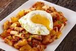 Idaho® Potato And Trout Hash