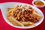 Bombay Chili Cheese Fries