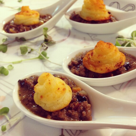 Shepherd's Pie Spoonfuls