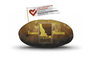 Idaho Potatoes Offer a One-Two Punch: Flavor and Nutrition