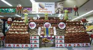 Idaho Potato Commission Announces 2010 Potato Lover's Month Retail Display Contest Winners
