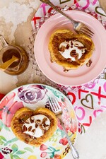 Apple Butterscotch Baked French Toast with Idaho® Potatoes