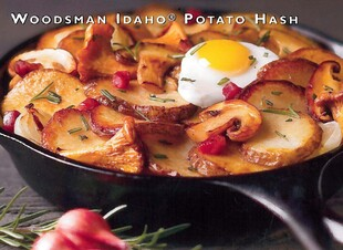 Woodsman Idaho® Potato Hash