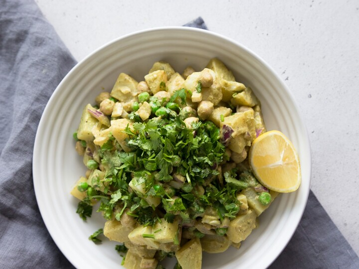 Masala Idaho® Potato Salad