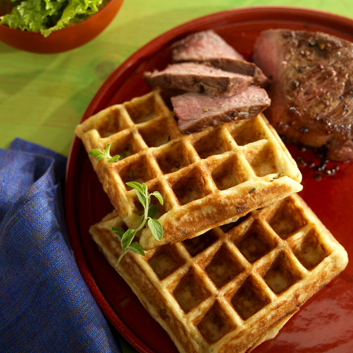 Smokey Onion Idaho® Potato Waffles