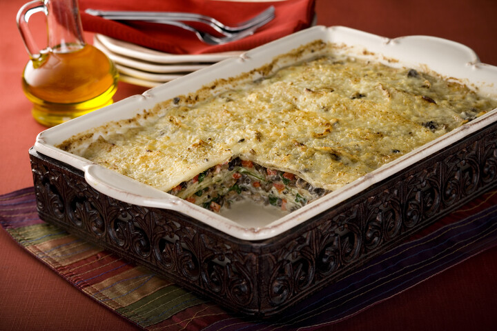 Idaho® Potato Lasagna