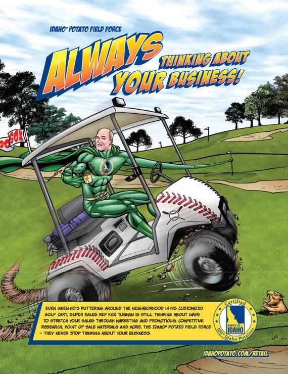 Always: Golf