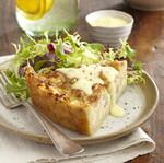 Sun Valley Breakfast Idaho® Potato Quiche