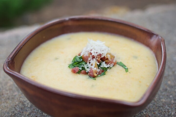 Italian Style Idaho® Potato Soup