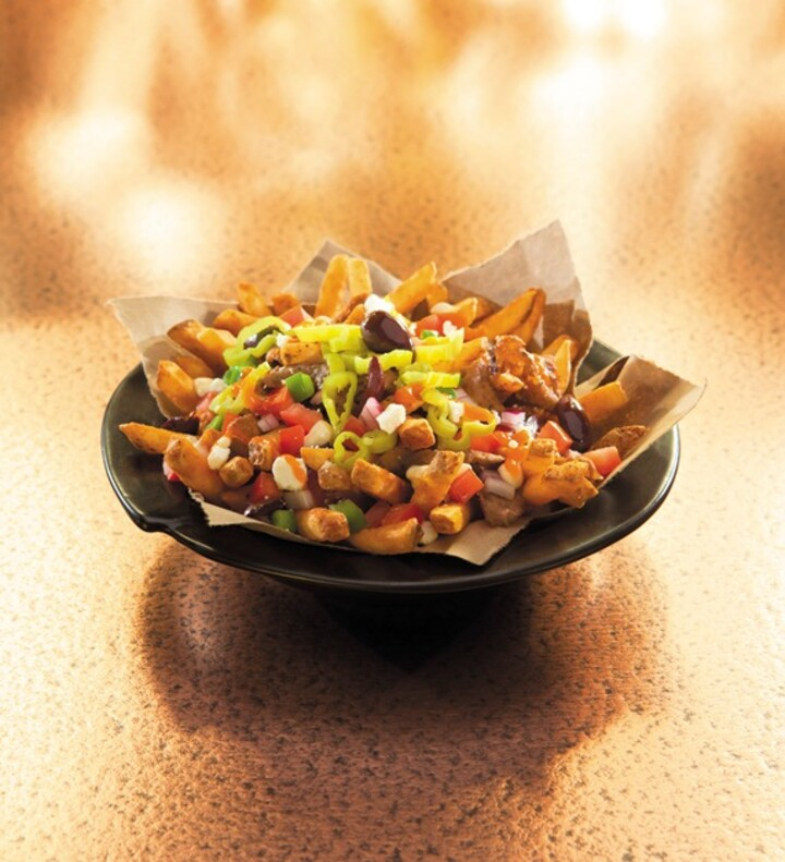 Street-Cart Idaho® Fries
