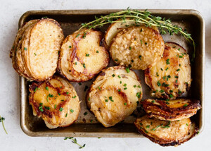 Thanksgiving Potato Gratins: Idaho® Potatoes Partners with The FeedFeed