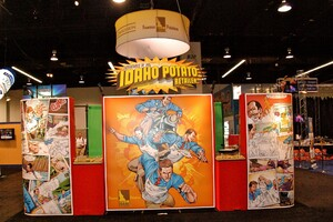 Idaho Potato Commission Brings Comic Relief To 2009 PMA Fresh Summit Casting Attendees in its Popular Comic Book Ads