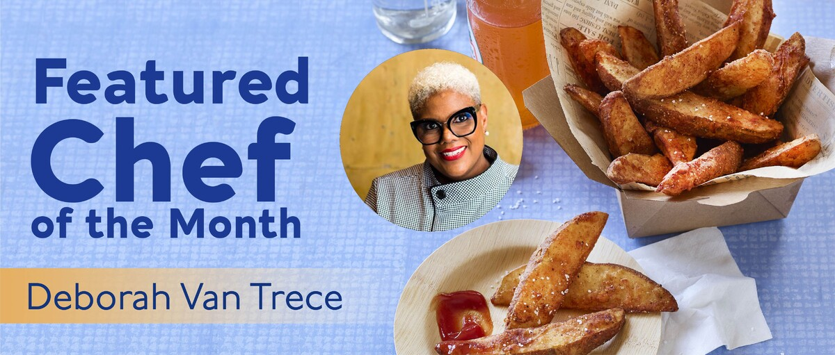 April Featured Chef of the Month